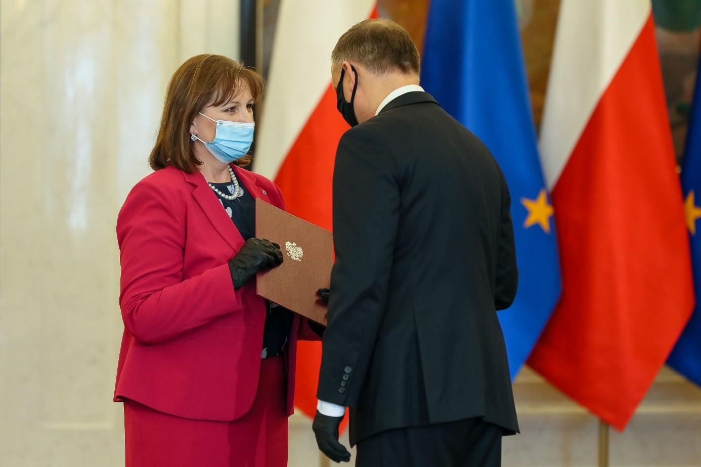 prof.dr hab Barbara Kromolicka powołana do Rady ds. Społecznych